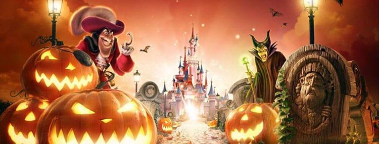 Nieuwe show en street party tijdens Disney's Halloween Festival 2017 in Disneyland Paris