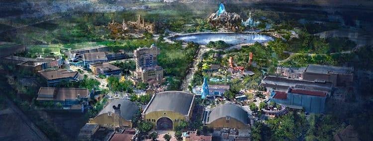 Grote uitbreiding van de Studios in Disneyland Paris met Marvel, Frozen en Star Wars