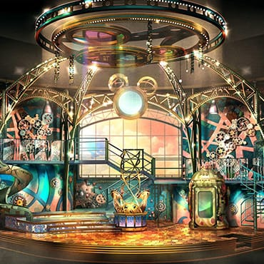 Nieuw interactieve show met figuren uit Disney Junior bij 'Studio D' in Disneyland Paris