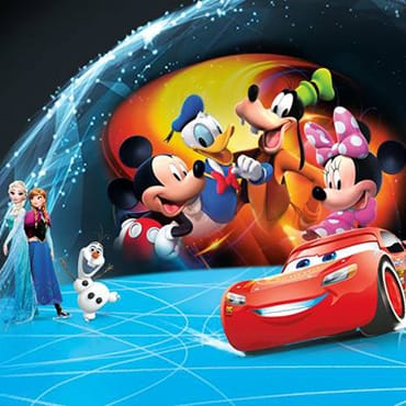 Review: Disney on Ice presenteert Betoverende Werelden met Cars, Frozen en Toy Story