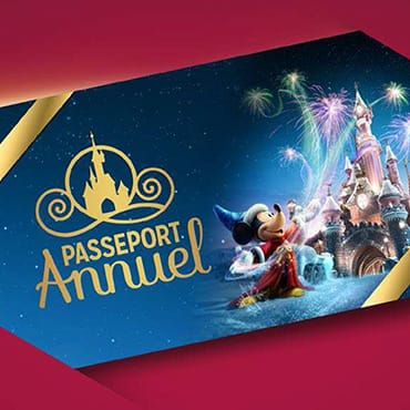 Jaarkaartacties Disneyland Paris uit het Envie de + magazine nummer 46 (winter 2017)