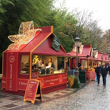 Food Festival 'L'Hiver Gourmand' in Disneyland Paris met traditionele winterse lekkernijen