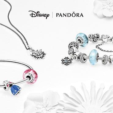 Pandora Jewelry lanceert nieuwe Disney sieraden en opent winkel in Disneyland Paris