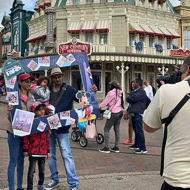 Eerste PhotoPass Day in Disneyland Paris met extra fotografen en Disney figuren