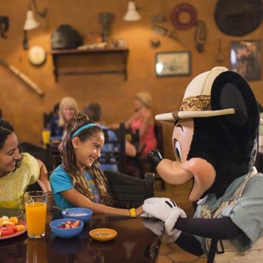 Exclusief: $300 Disney Giftcard bij de Free Dining aanbieding voor Walt Disney World