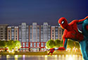 Openingsaanbieding Disney's Hotel New York - The Art of Marvel