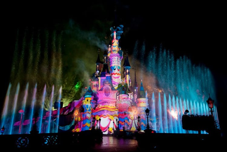 Disney Dreams Disneyland Parijs Discoverthemagic Nl