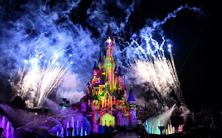 Disney Illuminations Disneyland Parijs Discoverthemagic Nl