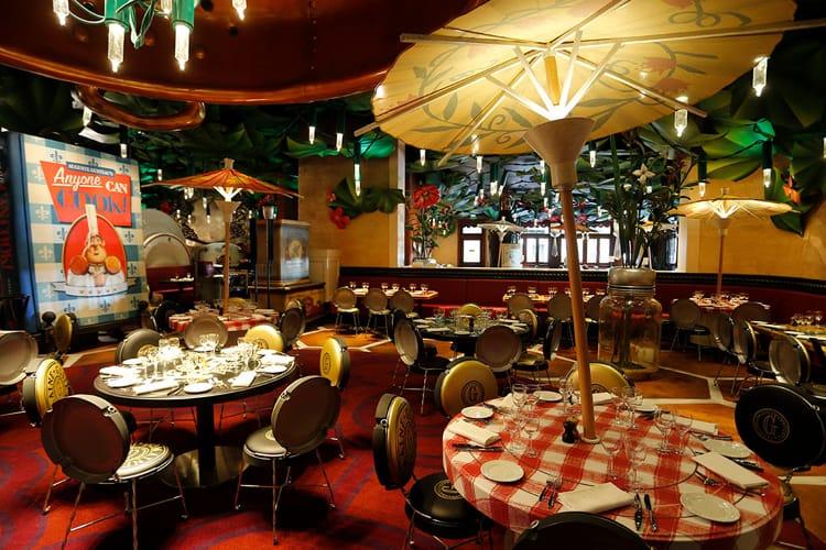 Chez Park Restaurant
