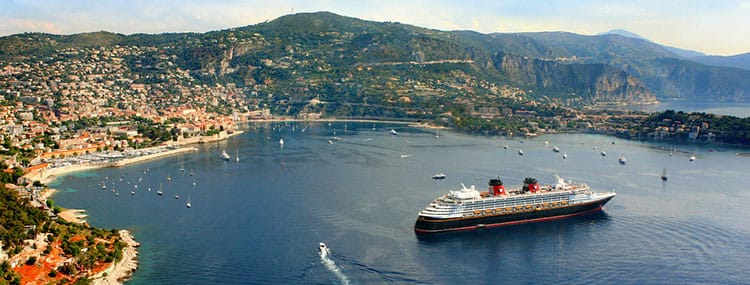 Nieuwe Europese cruises en bestemmingen van Disney Cruise Line in 2021
