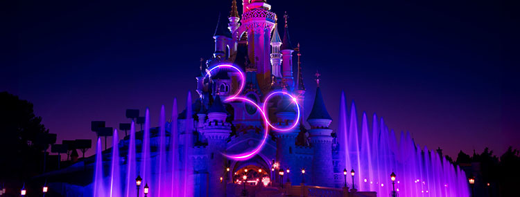 Disneyland Paris viert 30e verjaardag met nieuw entertainment en attracties vanaf 6 maart 2022
