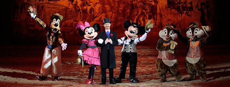 Buffalo Bill's Wild West Show in Disneyland Paris stopt en komt na 28 jaar ten einde