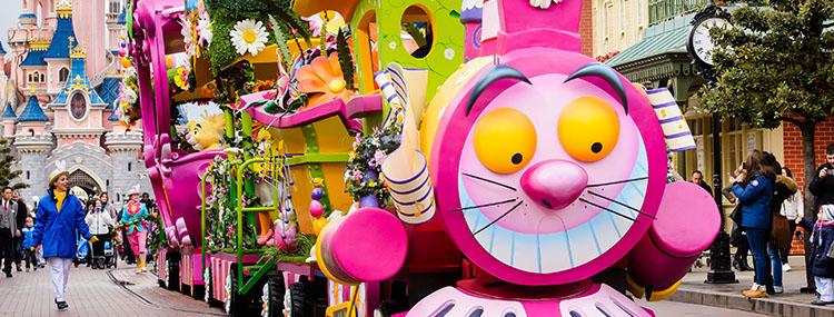 Shows en parades keren terug in Disneyland Paris met o.a. de Character Express