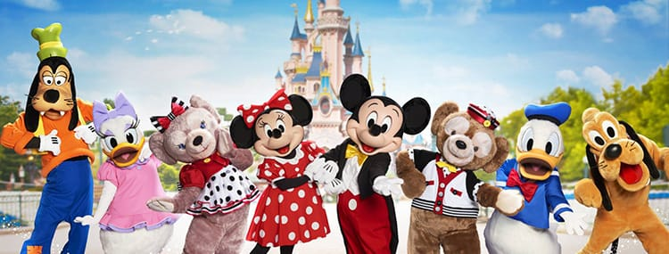 Openingsaanbieding Disneyland Paris: gegarandeerde toegang + kosteloos annuleren