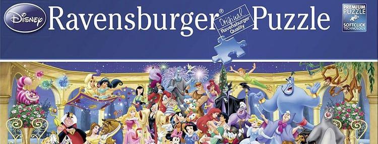 Overzicht: Alle populaire Disney puzzels van 12 tot 2000 stukjes