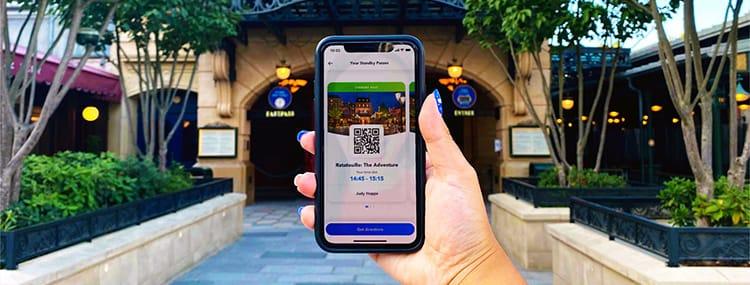 Standby Pass in Disneyland Paris: Dit is hoe de virtuele wachtrij bij attracties werkt