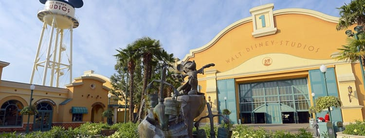 Behind the Magic: Ontdek de geheimen en details van Disney Studio 1 in Disneyland Paris