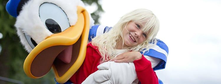 Tips voor een bezoek aan Disneyland Paris met kleine kinderen in de parken en hotels