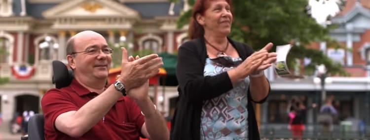 Gasten met beperkingen krijgen makkelijke toegang tot attracties in Disneyland Paris