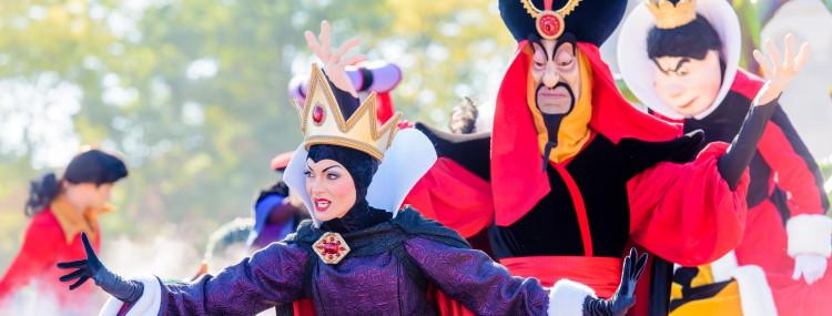 Disney's Halloween Festival in Disneyland Paris met Mickey's Halloween Surprise