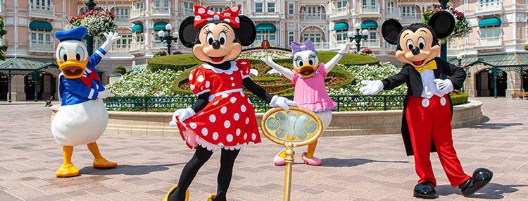 Disneyland Paris is weer open met vernieuwde attracties en speciaal entertainment