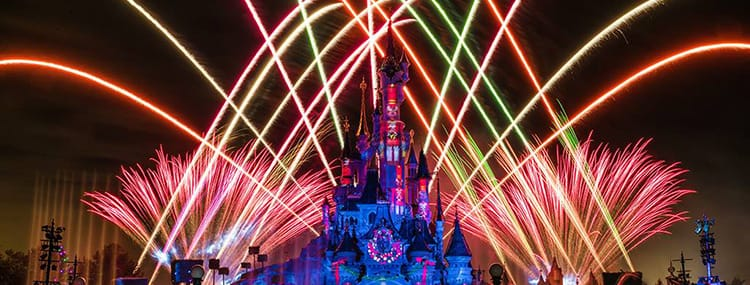 Exclusieve 'New Year's Eve Party' met speciaal entertainment in Disneyland Paris