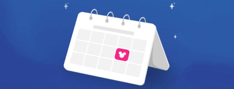 Handig: Laagste prijs kalender Disneyland Paris voor een goedkoop verblijf in de Disney hotels