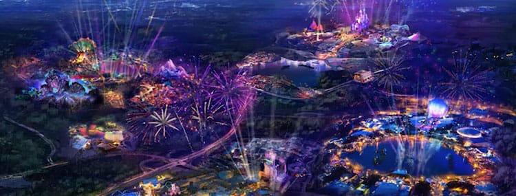 Walt Disney World viert 50e verjaardag met nieuwe attracties, shows in 2022