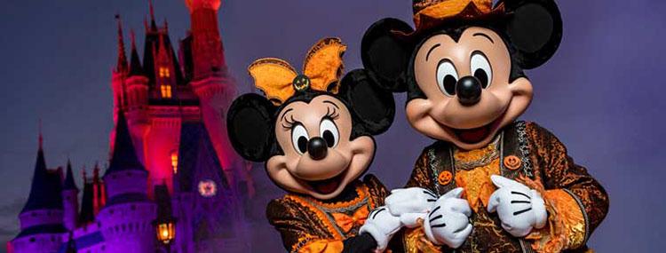 Disney After Hours BOO BASH event tijdens het Halloween seizoen in Walt Disney World
