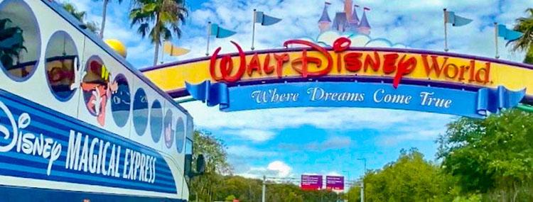 Walt Disney World stopt met Disney's Magical Express; bussen blijven rijden via Mears