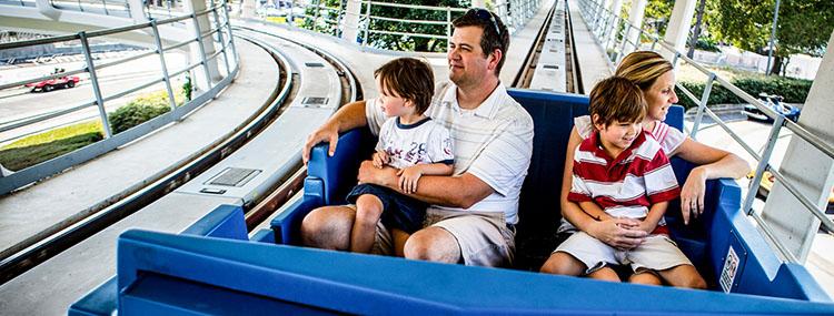 Walt Disney World heropent populaire PeopleMover attractie na lange renovatie