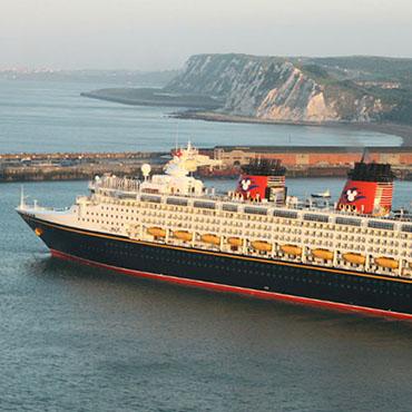 Disney Cruise Line hervat cruises in Europa met 'Staycations' vanaf zomer 2021