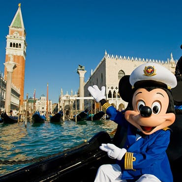 Nieuwe Europese cruises en bestemmingen van Disney Cruise Line in 2018