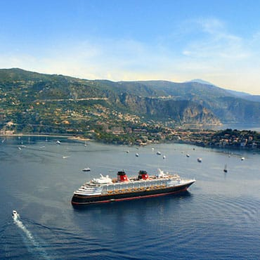 Middellandse Zee cruise met Disney Cruise Line aan boord de Disney Magic