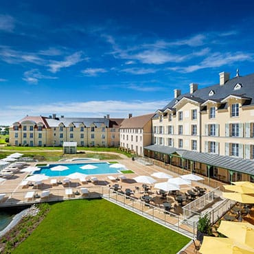 Aparthotel StayCity Marne-La-Vallée bij Disneyland Paris met accommodaties tot 20 personen