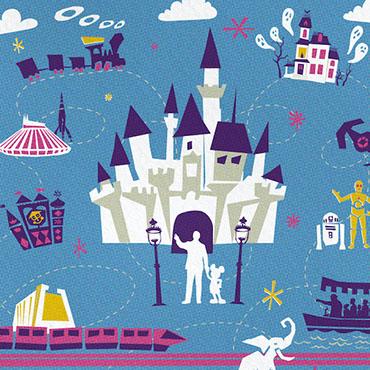 Neem een kijkje achter de schermen in de Disney parken met Behind the Attraction