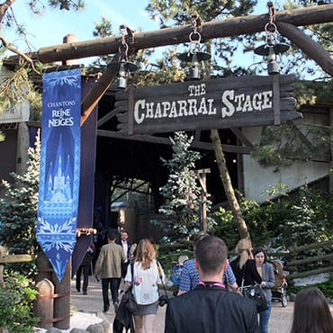 Behind the Magic: Verleden & toekomst van het Chaparral Theater in Disneyland Paris