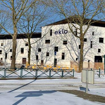 Eklo Hotel in Serris bij Disneyland Paris met duurzame en voordelige accommodaties
