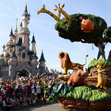 Festival van The Lion King & Jungle in Disneyland Paris met nieuwe show en extra parade