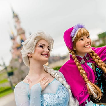 Frozen Celebration in Disneyland Paris met speciaal entertainment en figuren