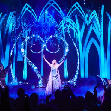 Frozen - A Musical Invitation show keert vanaf 23 oktober 2021 terug in Disneyland Paris