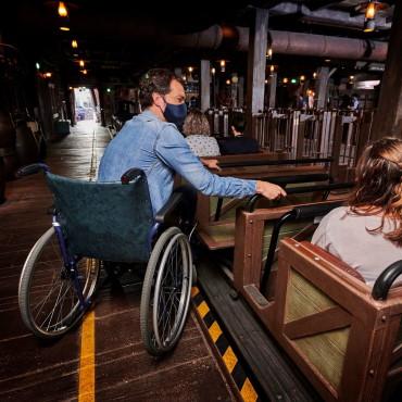 Disneyland Paris introduceert nieuw systeem voor gasten met beperkingen bij attracties