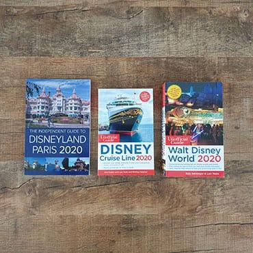 Ga goed voorbereid naar Disney met The Unofficial & Independent Guide boeken