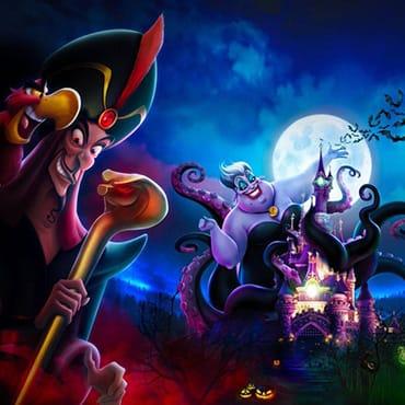 Halloween in Disneyland Paris met vernieuwde shows, extra parade, figuren en schurken