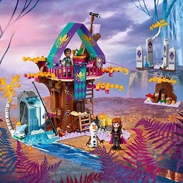 Overzicht: Alle populaire Disney LEGO pakketten met Mickey, Frozen, Cars en de prinsessen