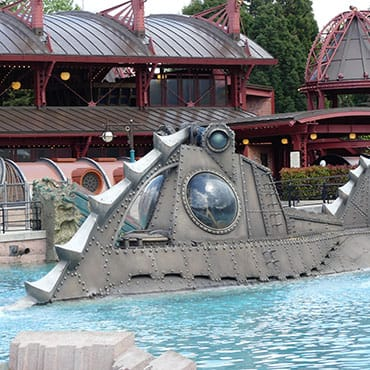 Behind the Magic: Ontdek de geheimen van Les Mystères du Nautilus in Disneyland Paris