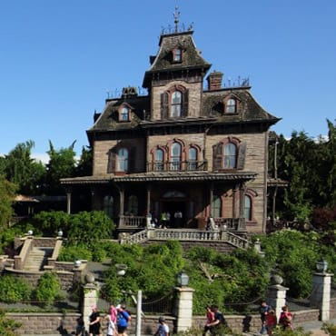 Nieuwe versie Phantom Manor in Disneyland Paris met special effects en meet & greet