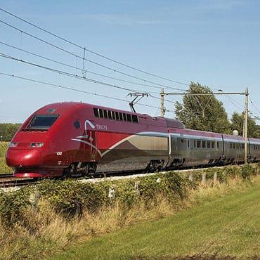 Directe Thalys trein naar Disneyland Paris vanuit Amsterdam keert in 2022 terug
