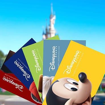 Familie & Vrienden tickets Disneyland Paris vanaf €45 met GRATIS annuleren