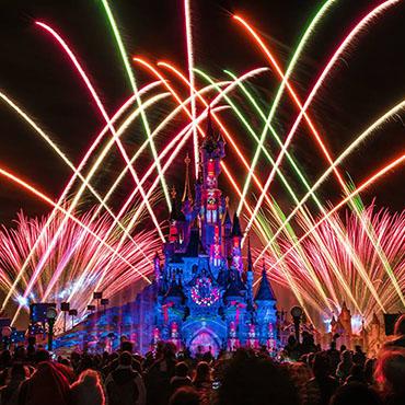 Vuurwerk keert terug in Disneyland Paris met o.a. de New Year's Eve Fireworks Show